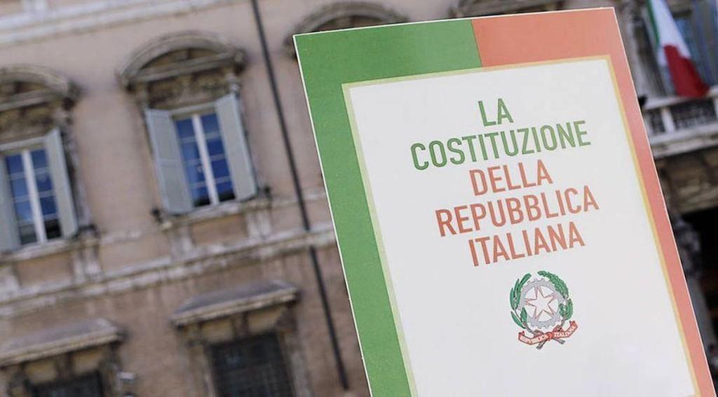 costituzione e referendum